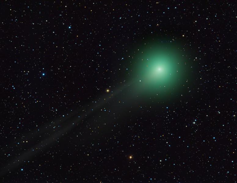 Cometa C/2012F6 (Lemmon) Attachment